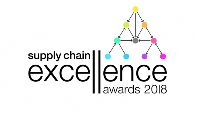 Finalists for the prestigious Supply Chain Excellence Awards 2018