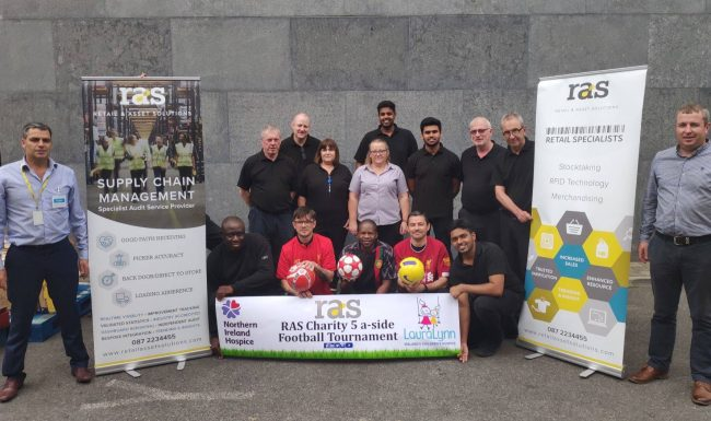 Asset Solutions Group Ireland Charity 5 a-side Football Tournament